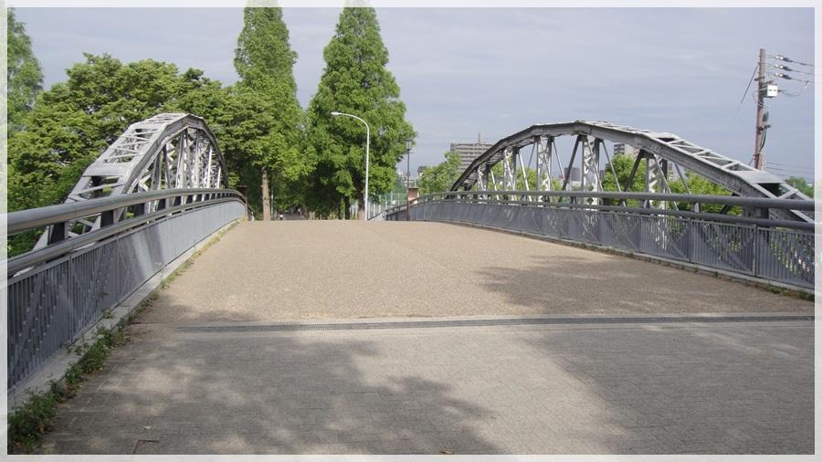 緑地西橋 [ 旧心斎橋 ]: 全国 史跡・名所めぐり